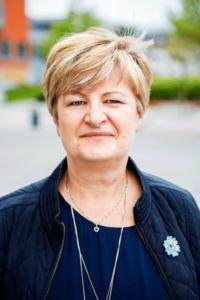 Mirjana Lukic förbundskassör